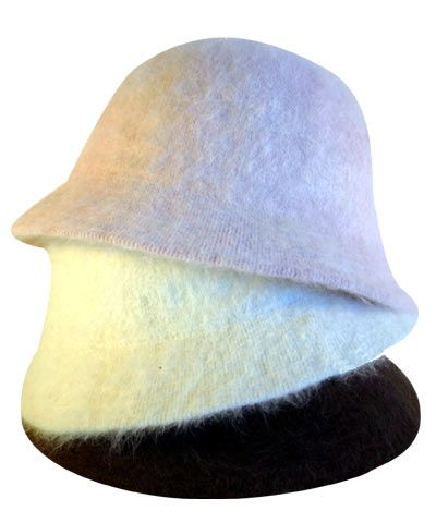 Angora Crusher hat