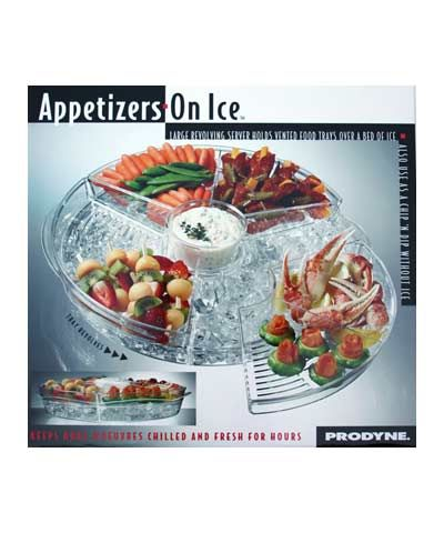 Appetizers on Ice
