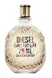 the greatest buy - DIESEL FUEL FOR LIFE 75ML EDP WOMEN