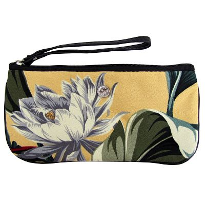escape to paradise - SANDY BAY FABRIC - HONOLULU CLUTCH