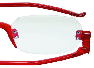flexvision australasia pty ltd - NEWFOLD - RED/CLEAR