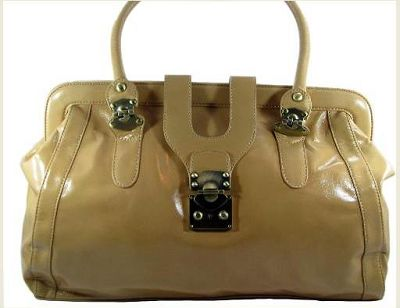 Antique Brass Handbag 9125C