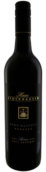 australian wine & liquor wholesalers pty ltd - HANS STOCKHAUSEN 2012 FUTURES SHIRAZ