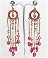 Click to Enlarge - sondaria  - PINK DANGLES